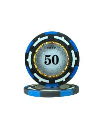 Macao Poker Chips 50