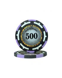 Macao Poker Chips 500