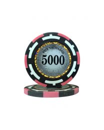 Macao Poker Chips 5,000
