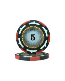 Macao Poker Chips 5