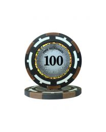 Macao Poker Chips 100