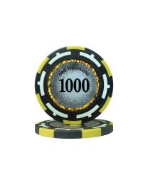 Macao Poker Chips 1,000