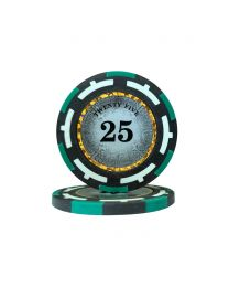 Macao Poker Chips 25