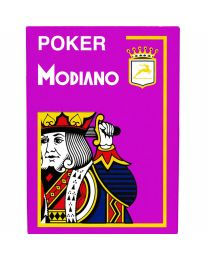 Poker Modiano Cards Purple