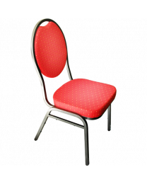 Stack Chair Poker Red