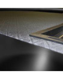 Piano Black Poker Table XL