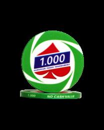European Poker Tournament II Chips 1.000