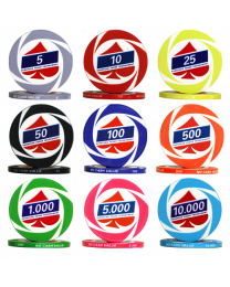 EPT II pokerchips