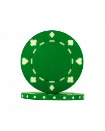Pokerchips Suit groen
