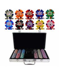 Royal Flush Poker Set 300