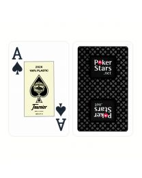 PokerStars Double Deck Card Set Fournier