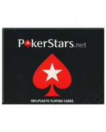 PokerStars Plastic Playing Cards Fournier