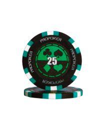 Chips Pro Poker 25