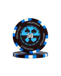 Chips Pro Poker 50