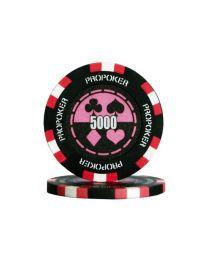 Pro poker chips 5000
