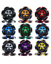 Poker chips ProPoker