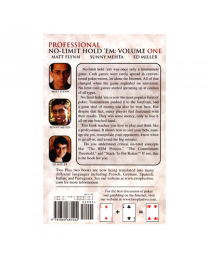 Professional No-Limit Hold'em Volume One