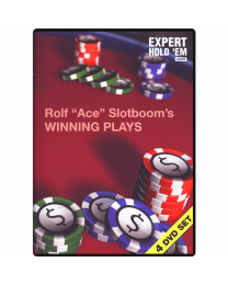 Rolf Slotboom winning plays