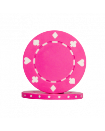 Pink Poker Chips Suit