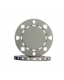 Grey Poker Chips Suit
