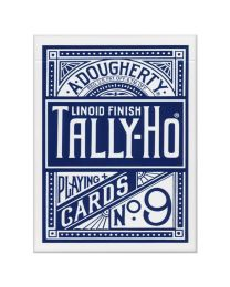 Tally-Ho Original Circle Back Deck Blue