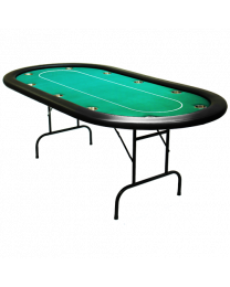 Green Poker Table