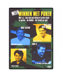 More Winning at Poker DVD