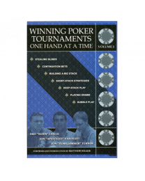 Winning Poker Tournaments, Volume 1