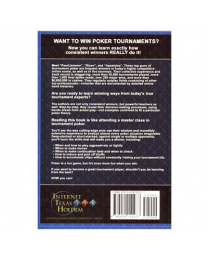Winning Poker Tournaments One Hand at a Time Volume 1