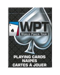 World Poker Tour Playing black Playing Cards