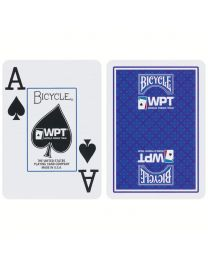 Bicycle WPT Playing Cards Blue