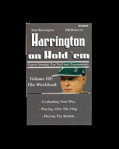 Harrington on holdem Volume III