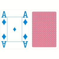 4 Colour Copag Playing Cards Red
