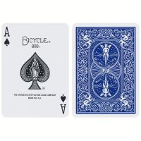 Bicycle Playing Cards Standard Index Blue
