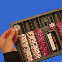 Poker Chip Dividers