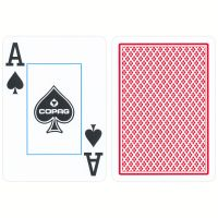 Poker Cards Copag Jumbo Face red