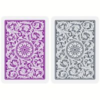 COPAG 1546 Double Deck Purple & Gray