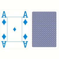 4 Colour Copag Playing Cards Blue