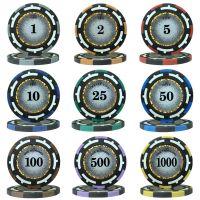 Poker Set Macao 500