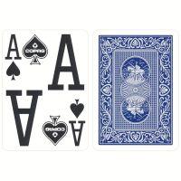 COPAG Magnum Index 100% Plastic Playing Cards