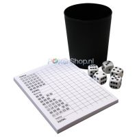 Tactic Dice Game YATZY