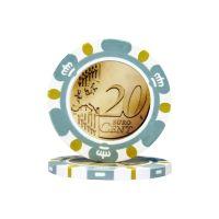 Euro Design Chip 20 Cent