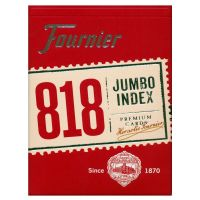 818 Poker Fournier Jumbo Index Premium Cards