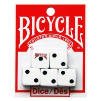 Bicycle Dice 5 Pack