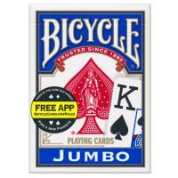 Bicycle Jumbo Index Playing Cards