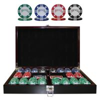 Bicycle Premium Masters Poker Set