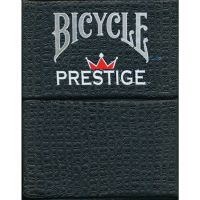 Bicycle Prestige Plastic Playing Cards Red