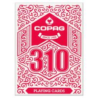 COPAG 310 Cards Red