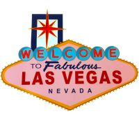 Welcome to Fabulous Las Vegas Sign 20""
