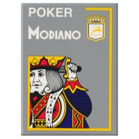 Poker Modiano Cards Gray